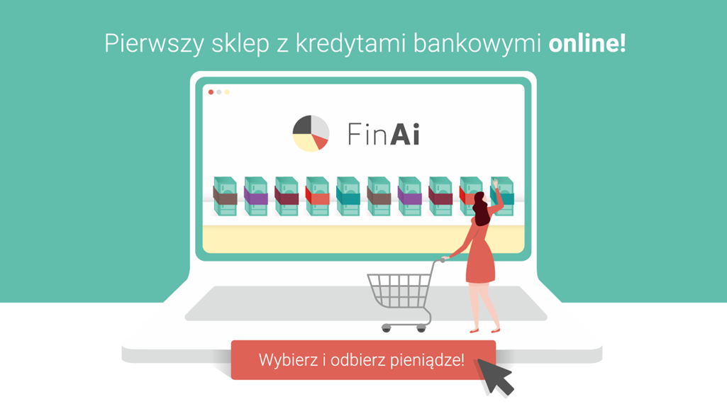 FinAi is live – the first online store with banking loans